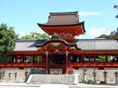京都・初詣:石清水八幡宮〜*ツアー履歴の為、予約はできません。