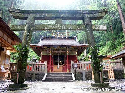 阿寺の七滝・鳳来寺山【軽登山】*ツアー履歴の為、予約はできません。