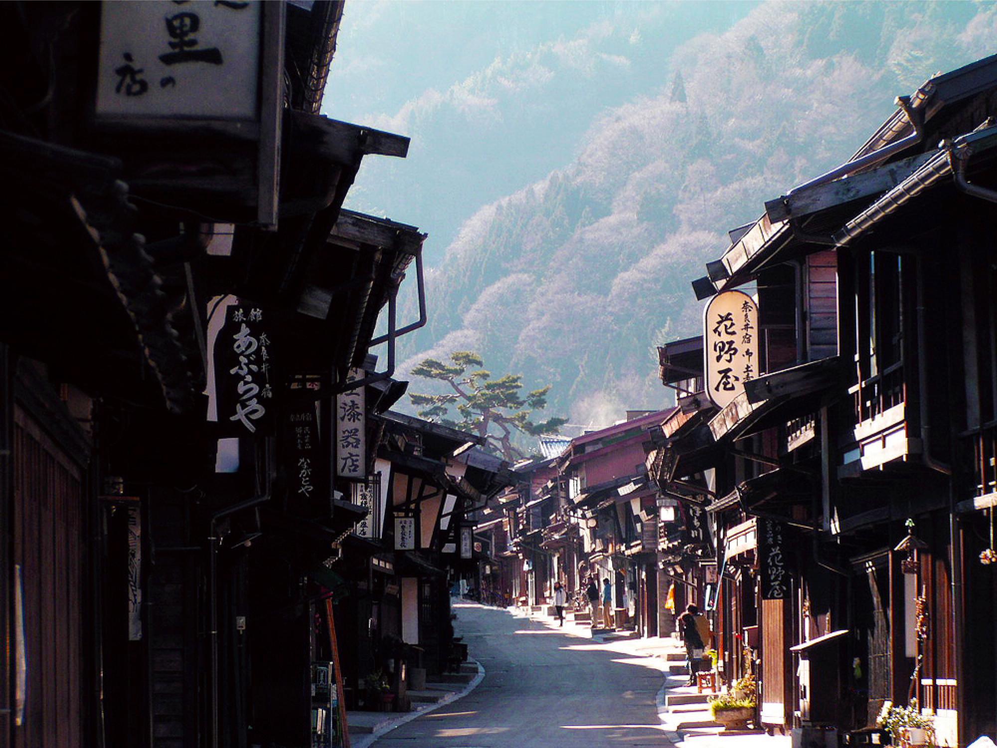 奈良井宿3