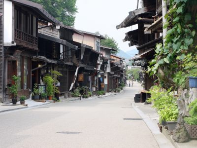 旧中山道鳥居峠越えコース【旧街道】*ツアー履歴の為、予約はできません。