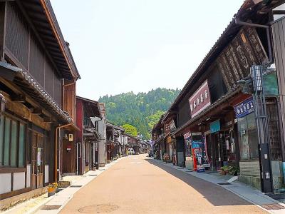 名古屋〜岐阜:八百津・五宝滝の桜と伝建【岩村】*ツアー履歴の為、予約はできません。