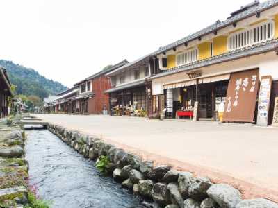 名古屋発〜福井:若狭・熊川宿と若狭名水・瓜割の滝*ツアー履歴の為、予約はできません。