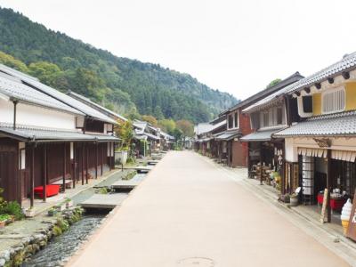 名古屋〜福井:伝建の街並【熊川宿・小浜西組】*ツアー履歴の為、予約はできません。