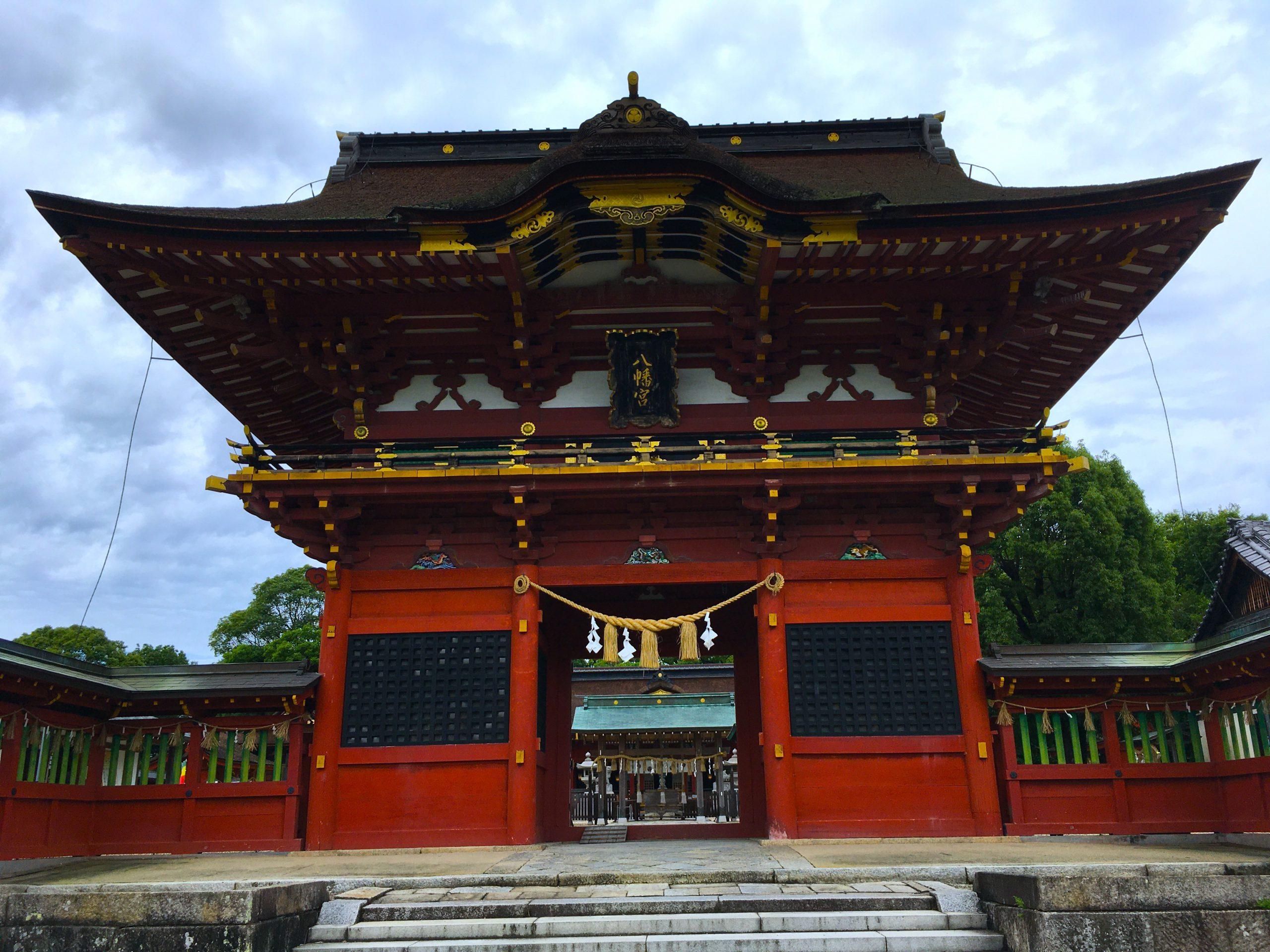 伊賀八幡宮