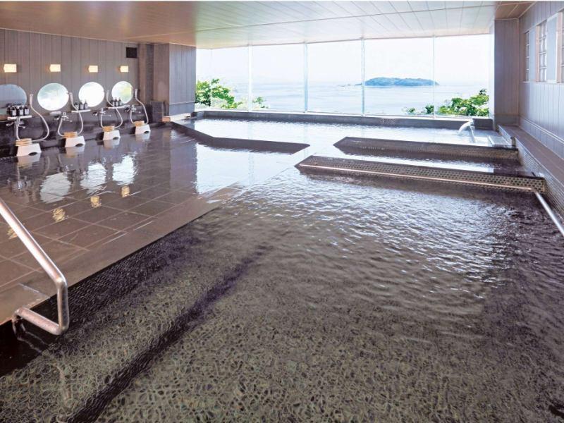 吉良観光ホテル・大浴場